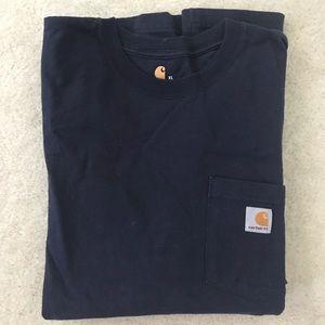 CARHARTT// men's t shirt